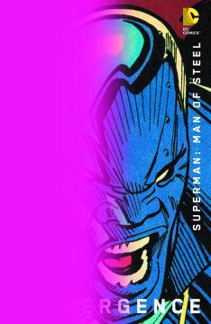 CONVERGENCE SUPERMAN MAN OF STEEL