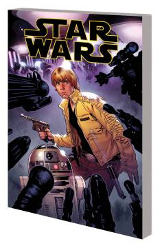 STAR WARS TP 02 SHOWDOWN ON THE SMUGGLERS MOON
