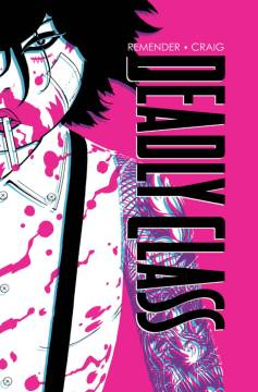 DEADLY CLASS DELUXE HC 02
