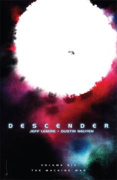 DESCENDER TP 06 WAR MACHINE