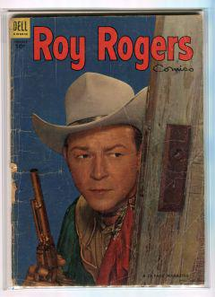 ROY ROGERS COMICS (DELL)
