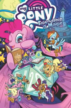 MY LITTLE PONY FRIENDSHIP IS MAGIC TP 18