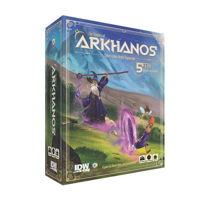 TOWERS OF ARKHANOS SILVER LOTUS ORDER 5TH PLAYER EXPANSION