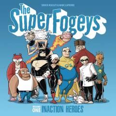 SUPERFOGEYS TP VOL 1 INACTION HEROES