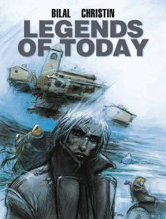 ENKI BILAL LEGENDS OF TODAY HC