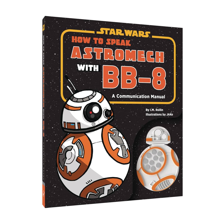 HOW TO SPEAK ASTROMECH WITH BB 8 HC