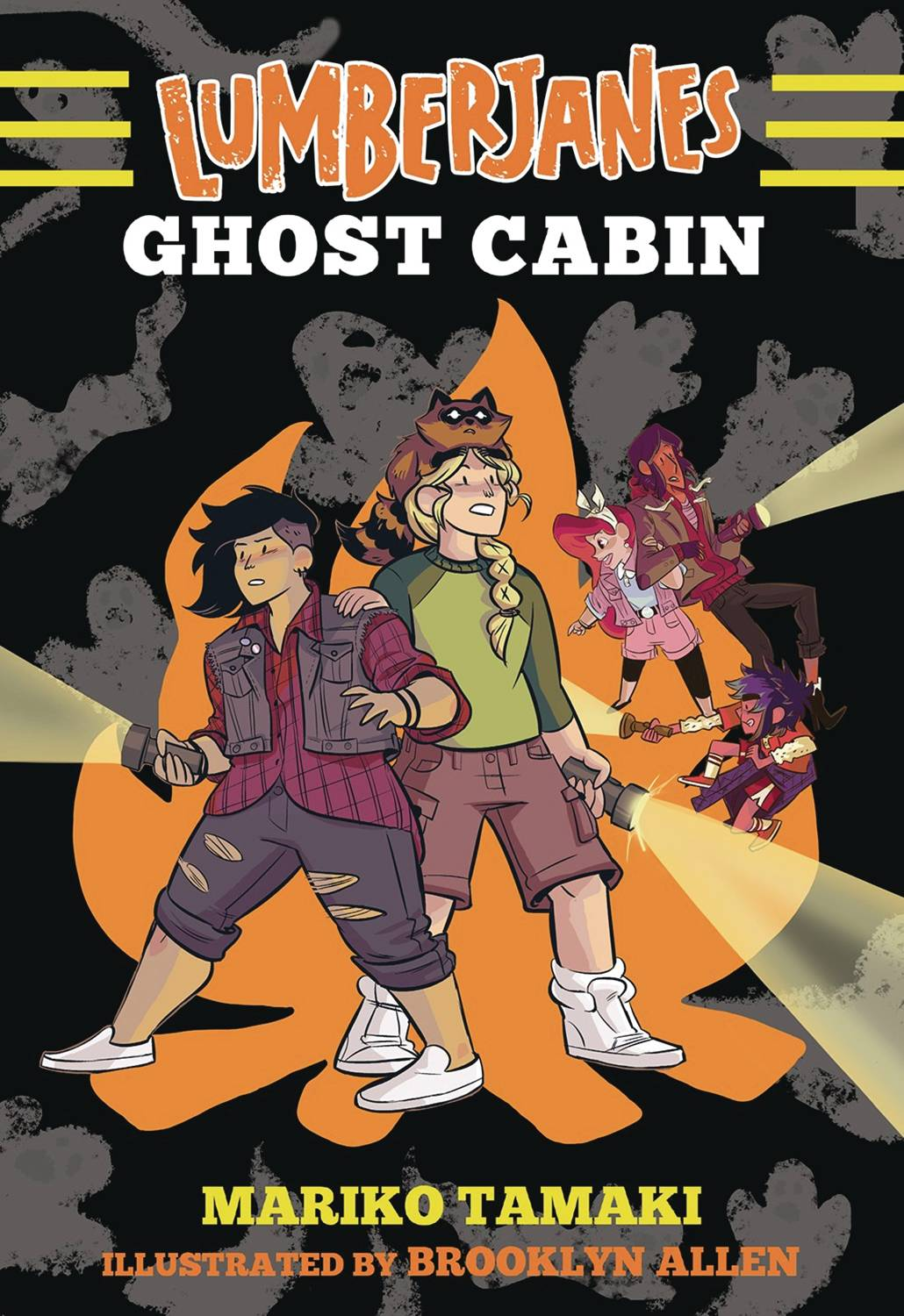 LUMBERJANES ILLUS NOVEL TP 04 GHOST CABIN