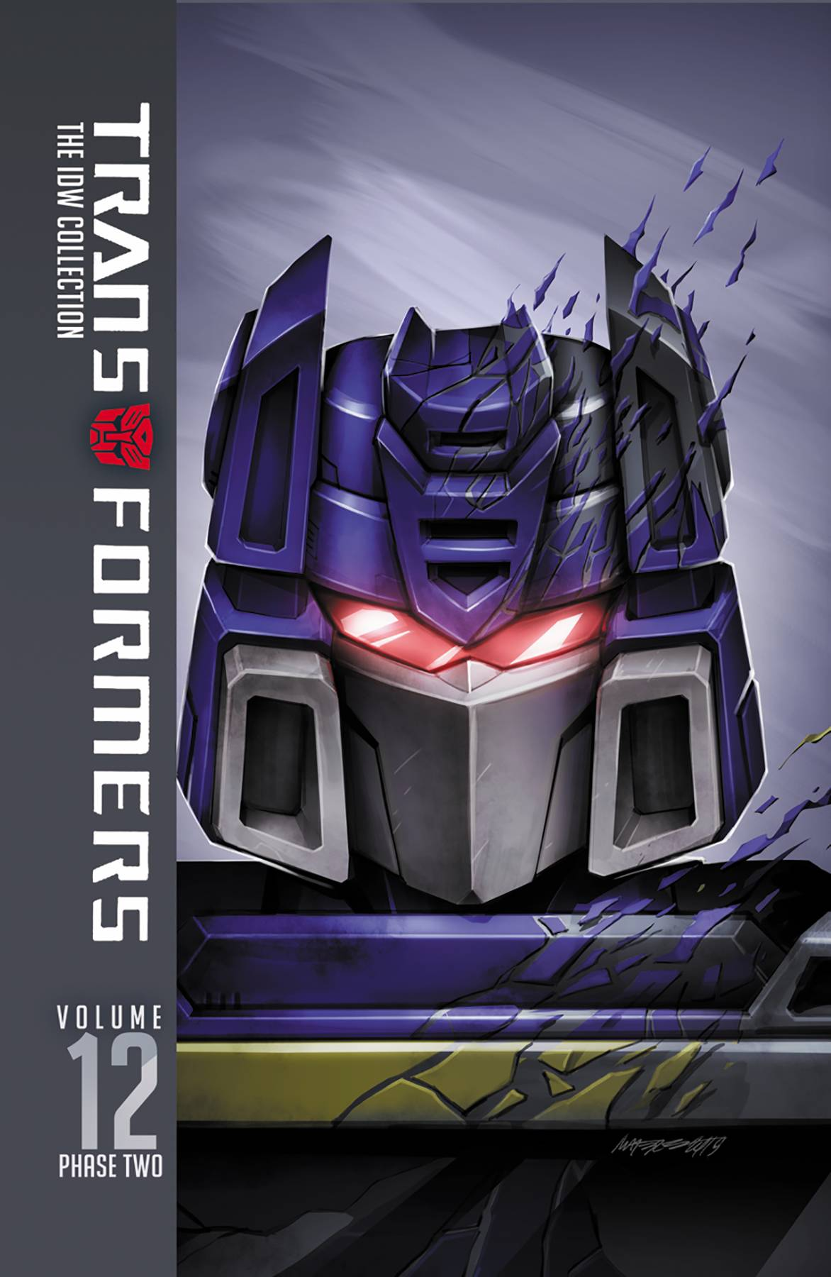 TRANSFORMERS IDW COLL PHASE 2 HC 12