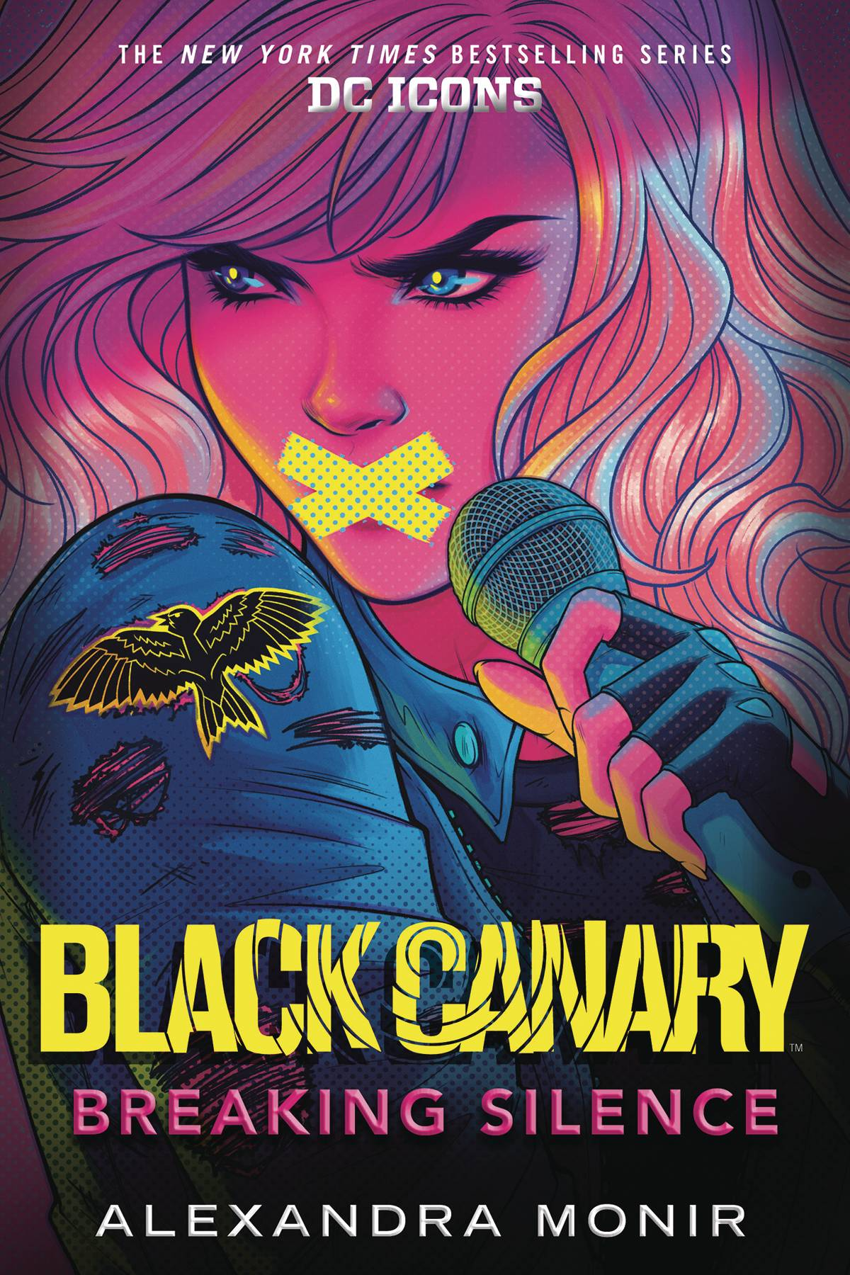 BLACK CANARY NOVEL HC BREAKING SILENCE