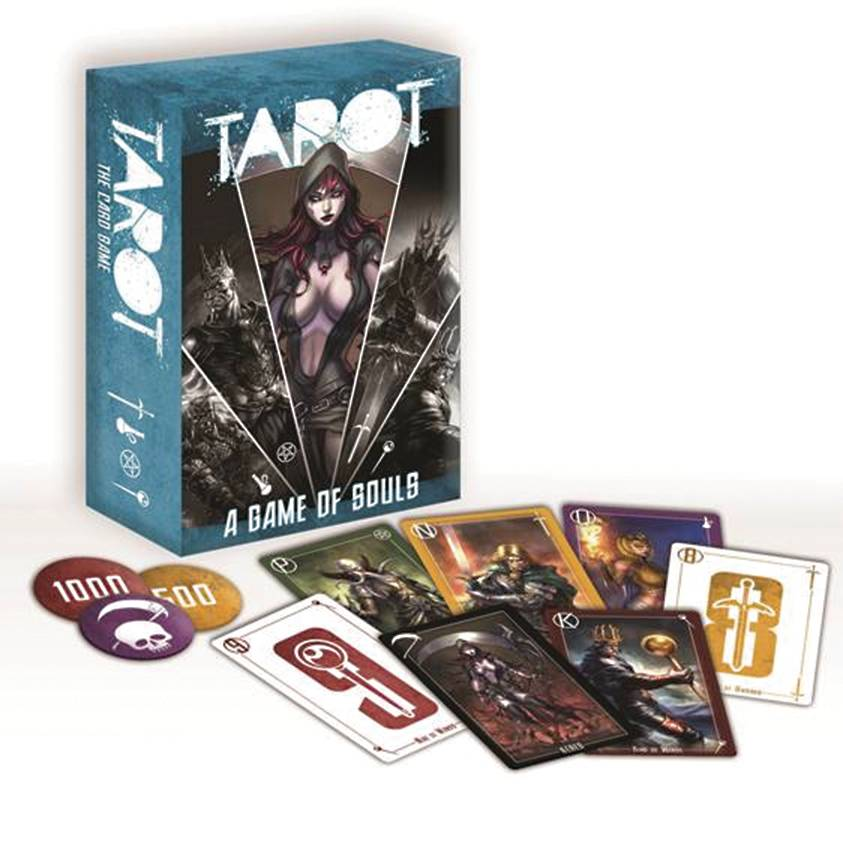 TAROT GAME OF SOULS