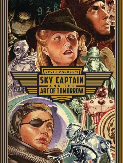 SKY CAPTAIN & ART OF TOMORROW HC