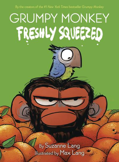 GRUMPY MONKEY TP 01 FRESHLY SQUEEZED
