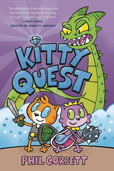 KITTY QUEST HC 01
