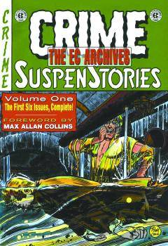 EC ARCHIVES CRIME SUSPENSTORIES HC 01