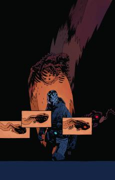 BPRD KING OF FEAR
