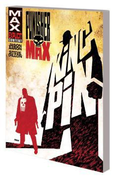 PUNISHER MAX TP 01 KINGPIN