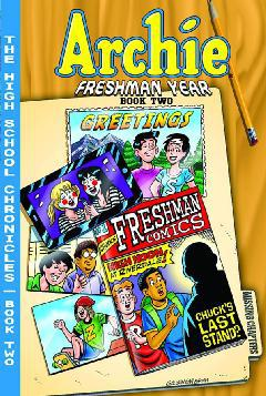 ARCHIE HIGH SCHOOL CHRONICLES TP 02