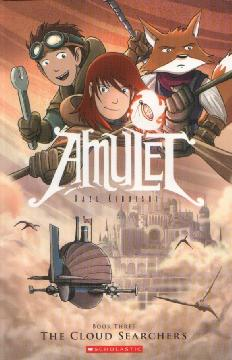 AMULET TP 03 CLOUD SEARCHERS