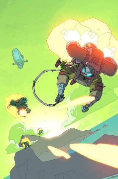 ATOMIC ROBO FLYING SHE DEVILS OF THE PACIFIC