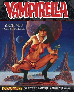 VAMPIRELLA ARCHIVES HC 12