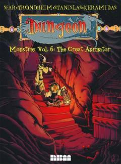 DUNGEON MONSTRES GN 06 GREAT ANIMATOR
