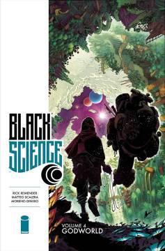 BLACK SCIENCE TP 04 GODWORLD