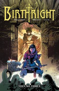 BIRTHRIGHT TP 03