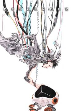 DESCENDER TP 02 MACHINE MOON