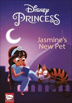 DISNEY PRINCESS JASMINES NEW PET HC