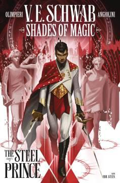 SHADES OF MAGIC TP 01 STEEL PRINCE