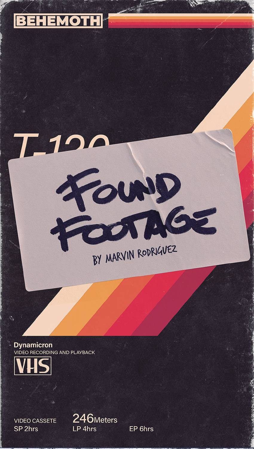FOUND FOOTAGE LTD ED TP 01