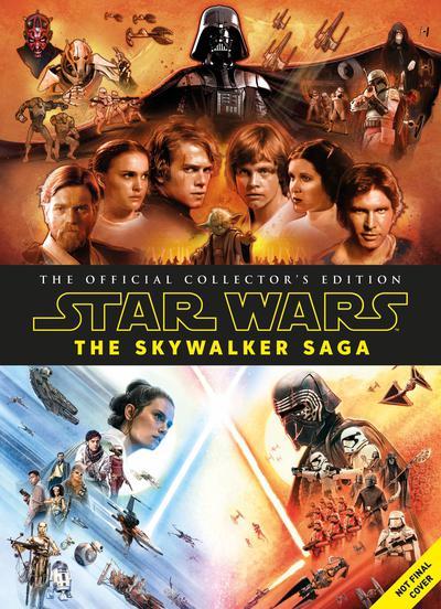 STAR WARS SKYWALKER SAGA HC