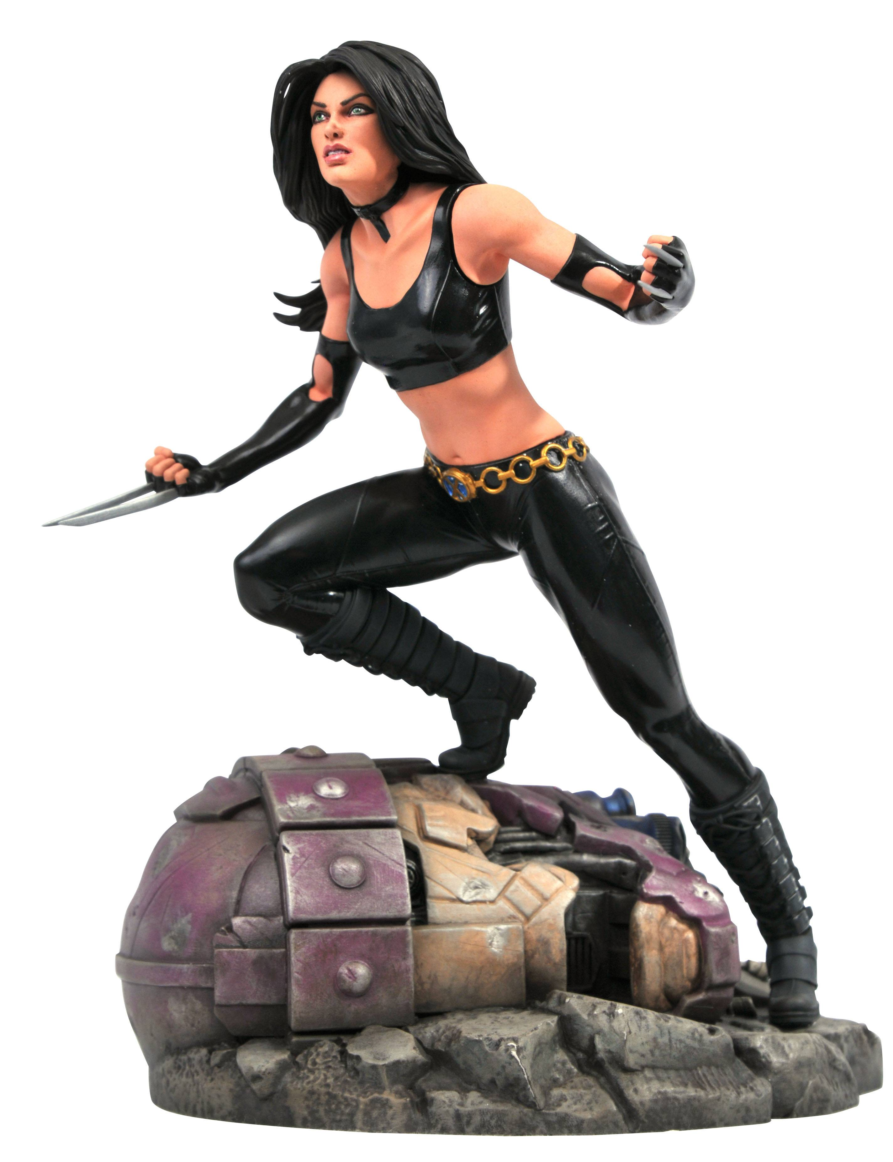 MARVEL PREMIER COLLECTION X-23 STATUE