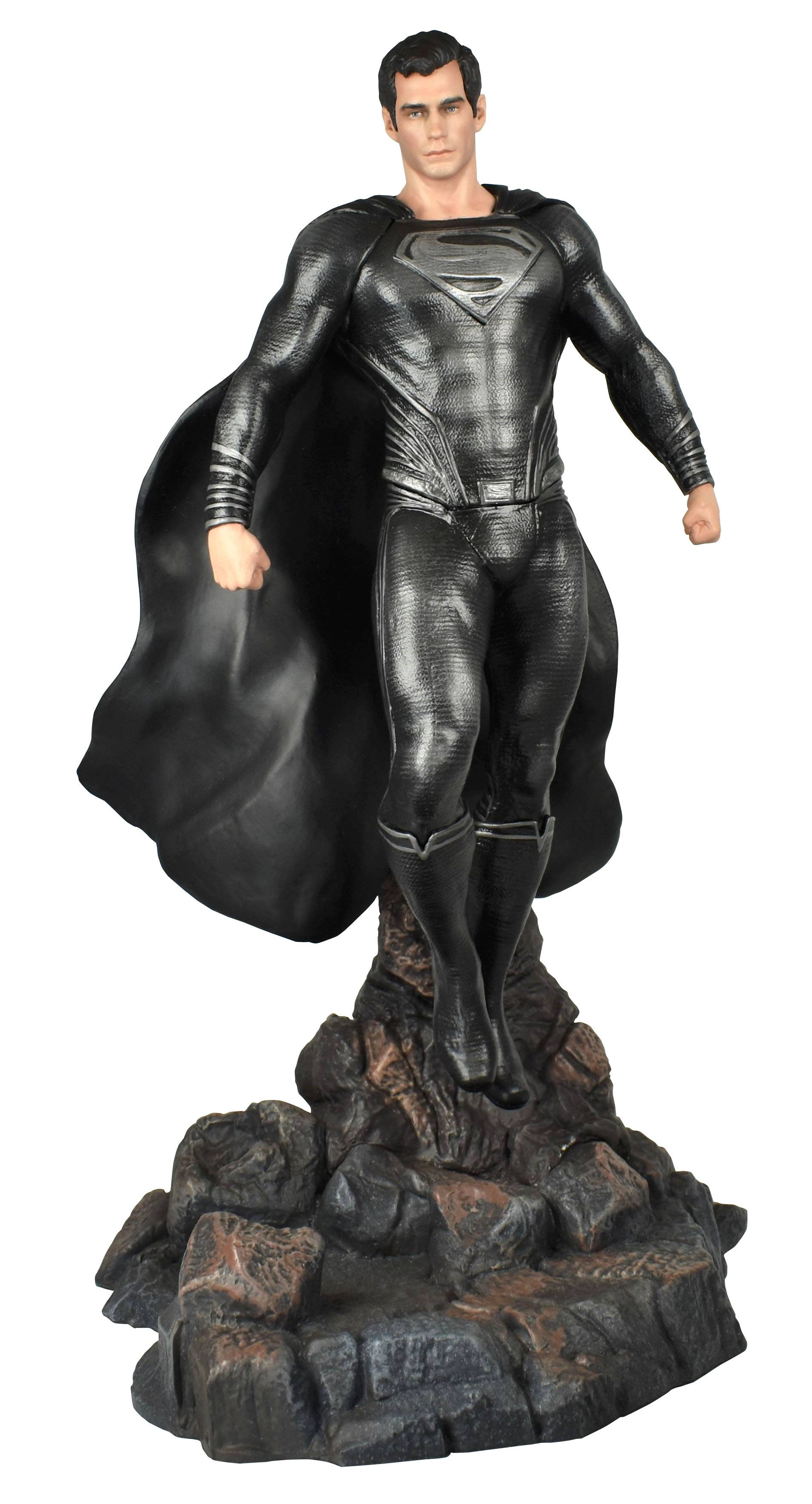 DC GALLERY MAN OF STEEL KRYPTON SUPERMAN PVC STATUE