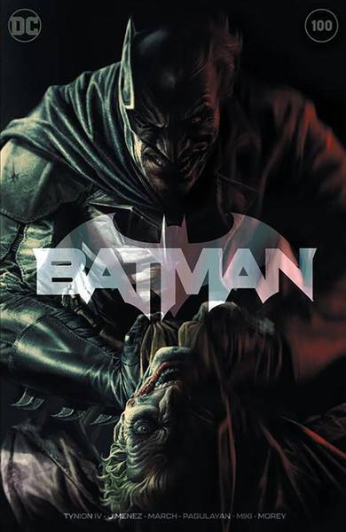 DF BATMAN #100 BERMJEO EXC