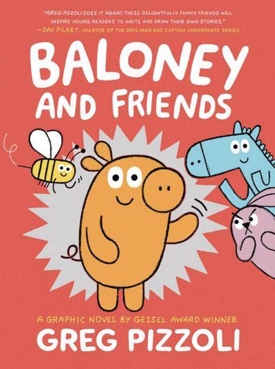 BALONEY & FRIENDS TP