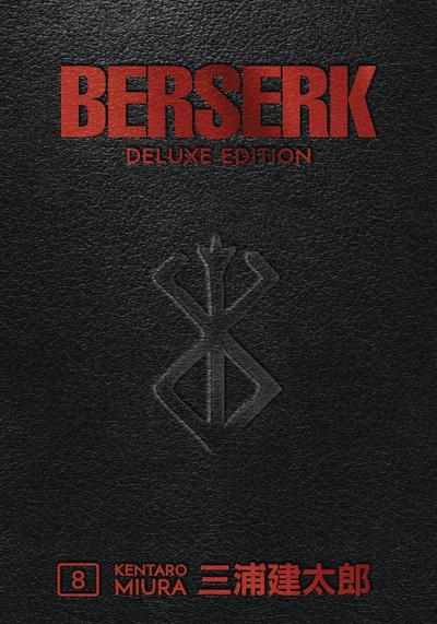BERSERK DELUXE EDITION HC 08