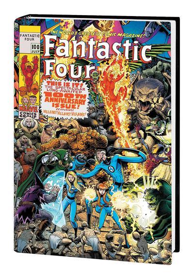 FANTASTIC FOUR OMNIBUS HC 04