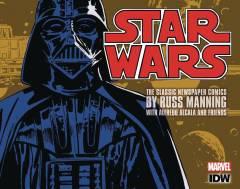 STAR WARS CLASSIC NEWSPAPER COMICS HC 01