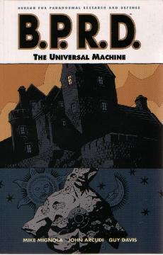 BPRD TP 06 UNIVERSAL MACHINE