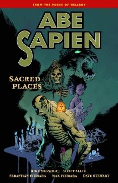 ABE SAPIEN TP 05 SACRED PLACES