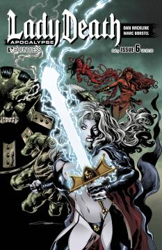 LADY DEATH APOCALYPSE SULTRY CVR