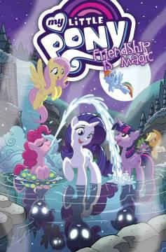 MY LITTLE PONY FRIENDSHIP IS MAGIC TP 11