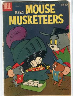 MGM MOUSE MUSKETEERS