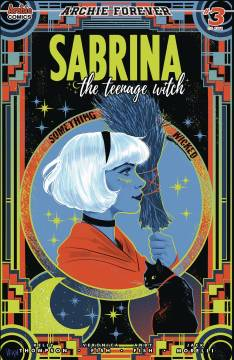SABRINA SOMETHING WICKED