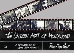 UNSEEN ART OF HOLLYWOOD FILM STORYBOARDS HC