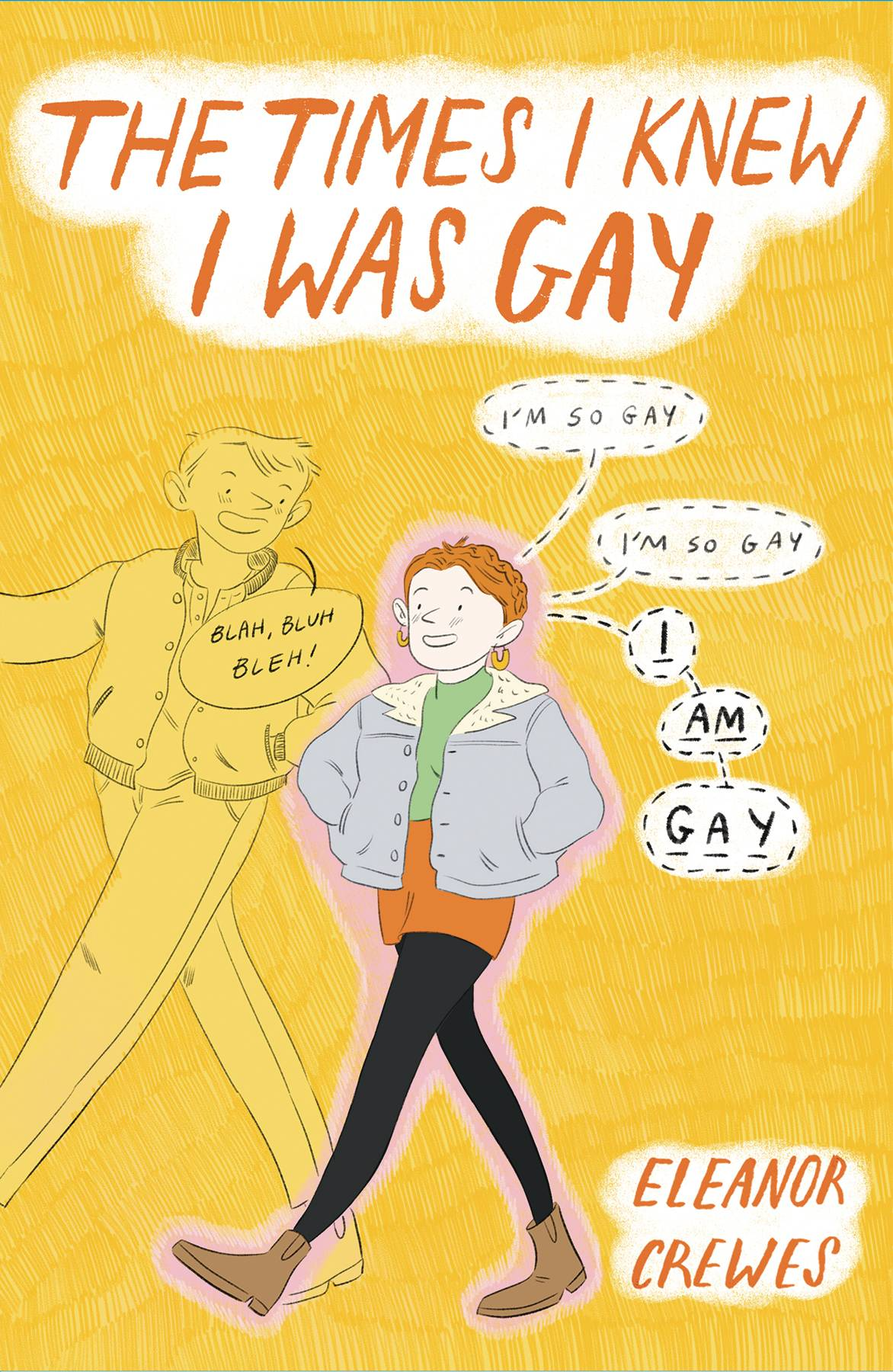 THE TIMES I KNEW I WAS GAY GRAPHIC MEMOIR HC
