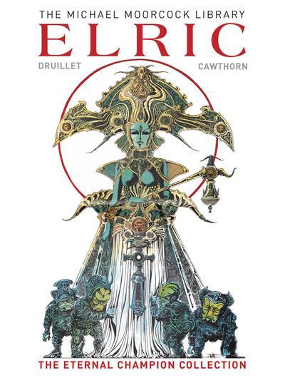 MOORCOCK LIB ELRIC ETERNAL CHAMPION HC 01