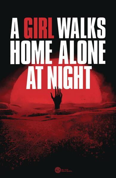 GIRL WALKS HOME ALONE AT NIGHT