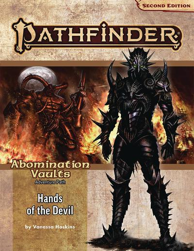 PATHFINDER ADV PATH ABOMINATION VAULTS VOL 02